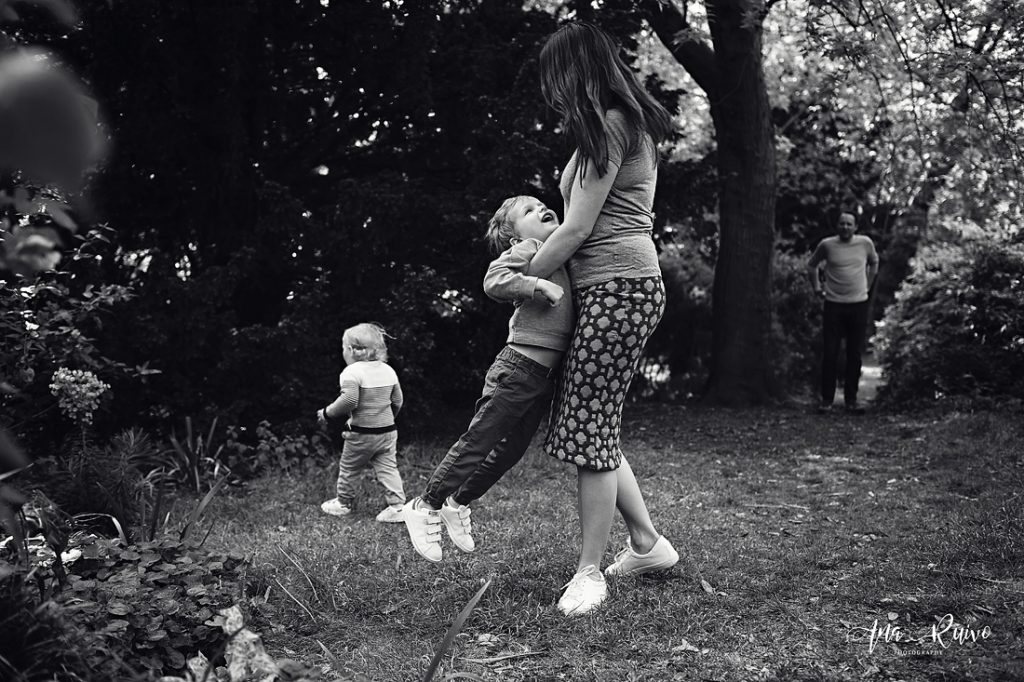 A day in the Life - London Family documentary photography