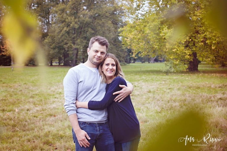 Hyde Park London Autumn Family Photographer