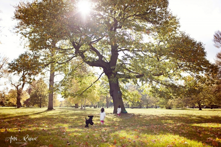 Autumn London Family Photography - Ana Ruivo
