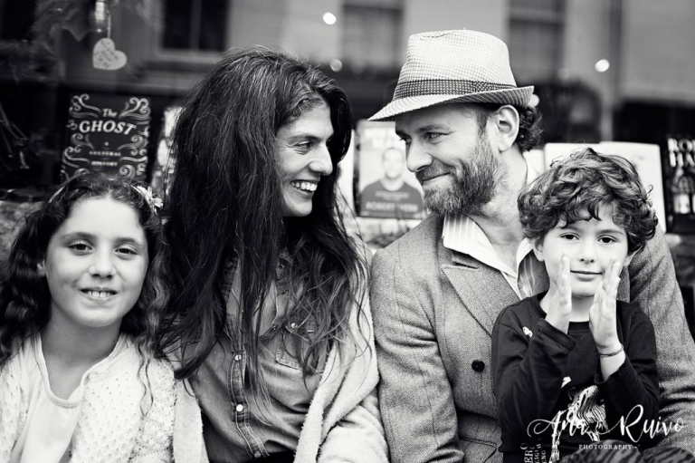 Notting Hill Day In The Life London Family Photography
