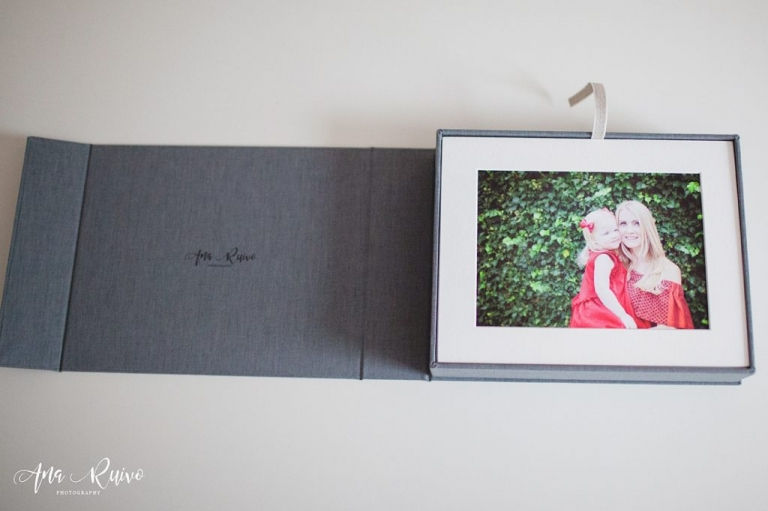 Ana Ruivo usb box prints London Family Photography