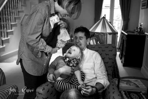 A Day in the Life – Newborn Family Photography » London