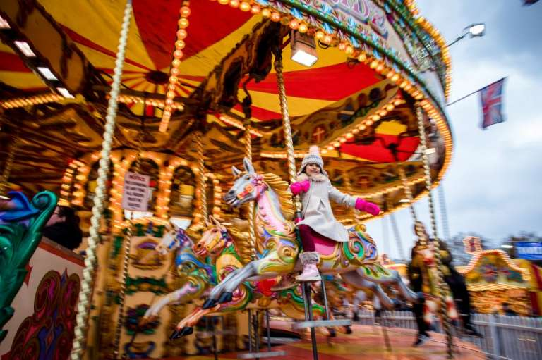 Fun-Fair-Winter-Wonderland-London-Family-Photography