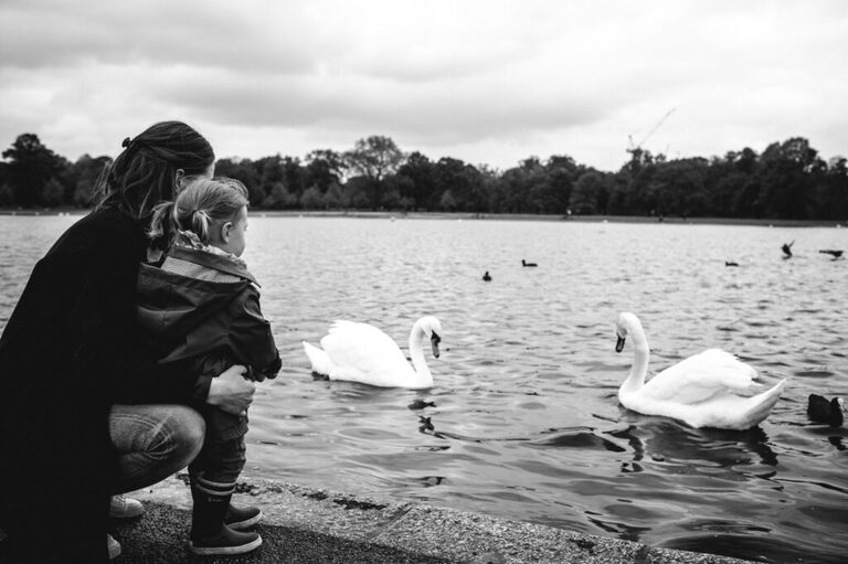 Family Photography Session In Hyde Park London