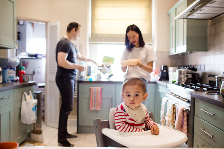 Family Photography In Hampstead